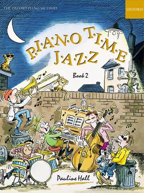 Pauline Hall - Piano Time Jazz Book 2