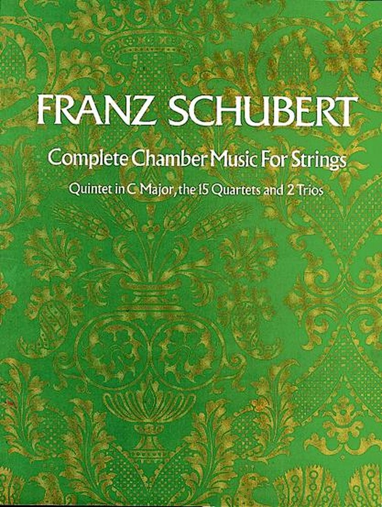 Schubert F. - Complete Chamber Music For Strings