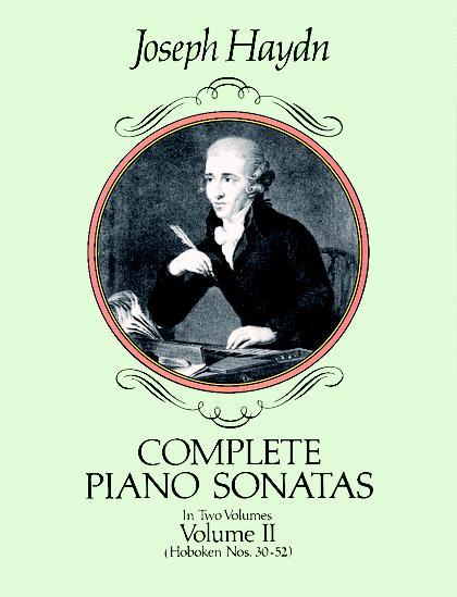 Haydn J. - Complete Piano Sonatas Vol.2