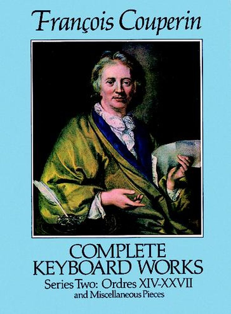 Couperin F. - Complete Keyboard Works Vol.2