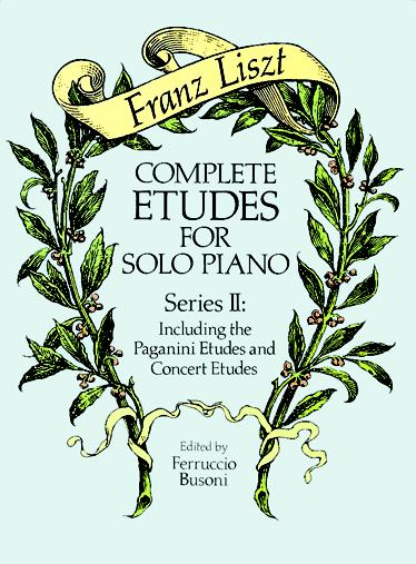 Liszt F. - Complete Etudes Vol.2 - Piano