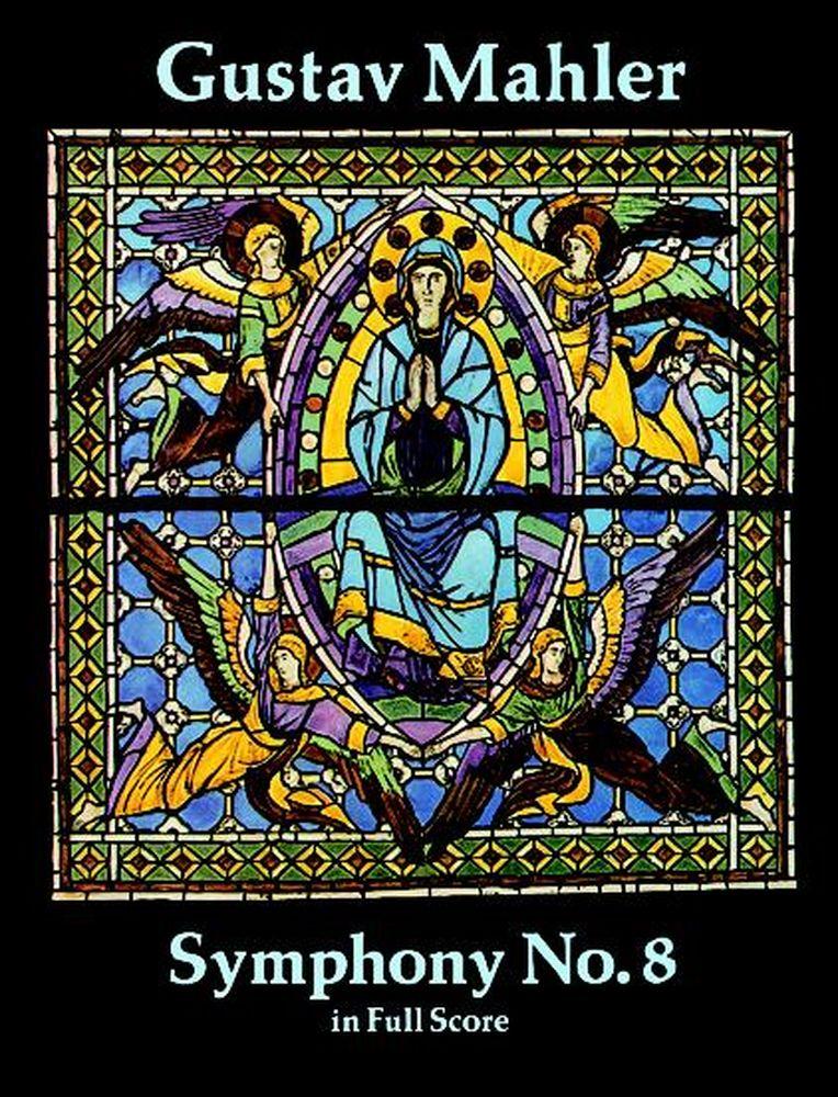 Mahler G. - Symphony N°8 - Full Score