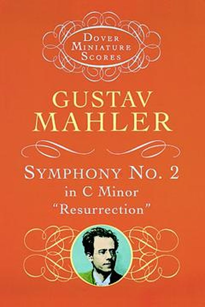 Mahler G. - Symphony N°2 In C Minor Resurrection - Conducteur Poche