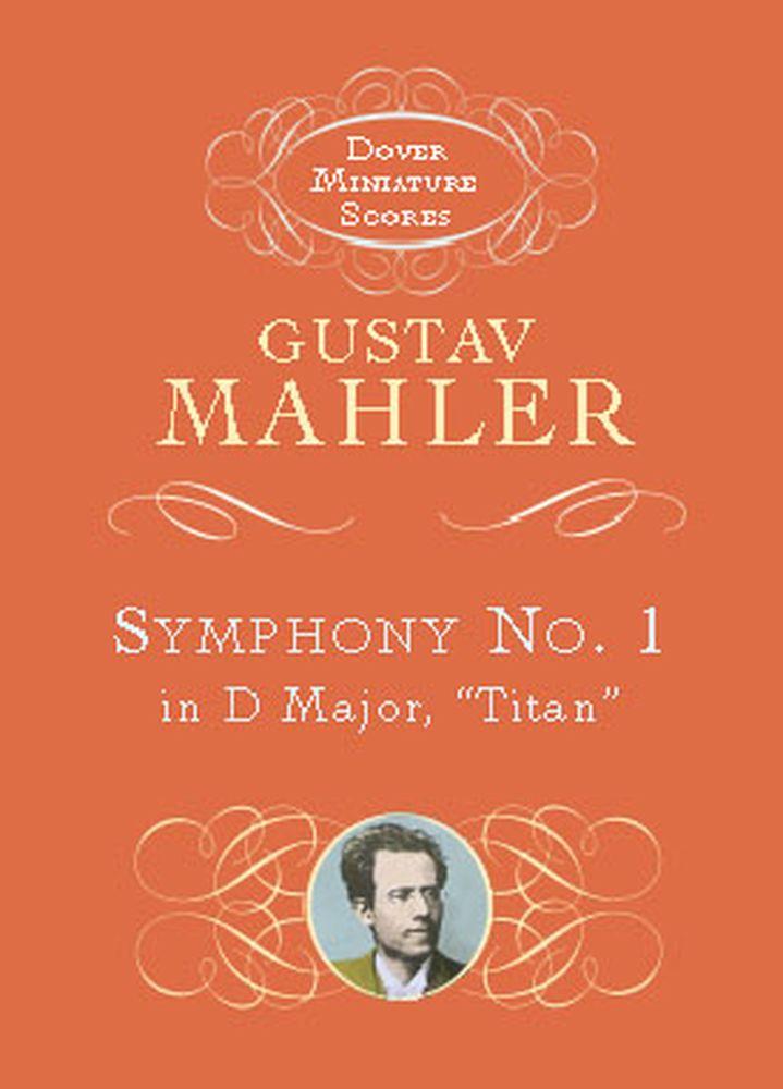 Mahler G. - Symphony N°1 In D Major Titan - Conducteur Poche