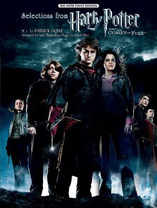 Harry Potter Et La Coupe De Feu - Piano