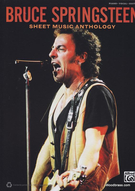 Springsteen B. - Sheet Music Anthology - Pvg
