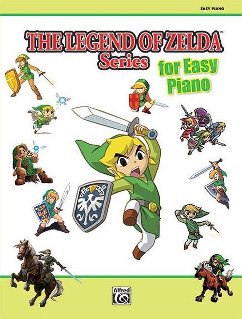 The Legend Of Zelda Series - Easy Piano