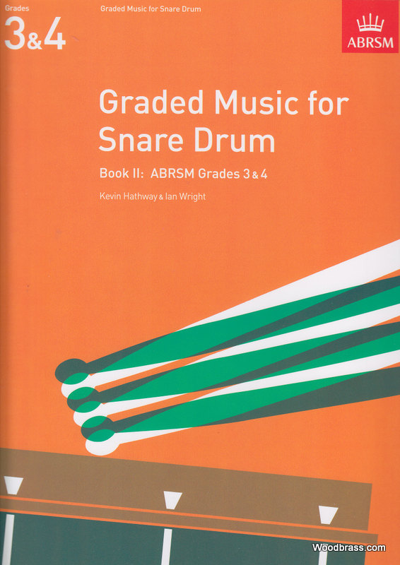 Hathway K./ Wright I. - Graded Music For The Snare Drum, Book Ii