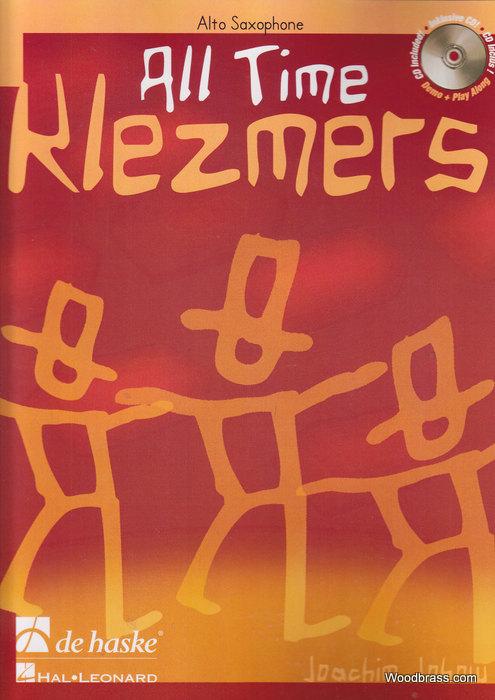 All Time Klezmers - Saxophone Alto