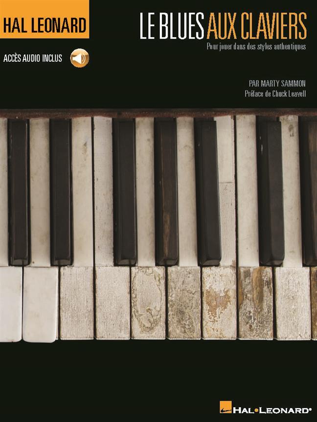 Le Blues Au Clavier