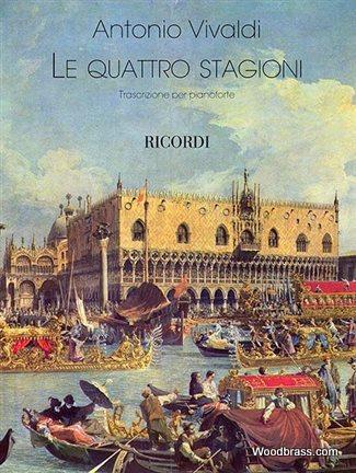 Vivaldi A. - The Four Seasons - Piano