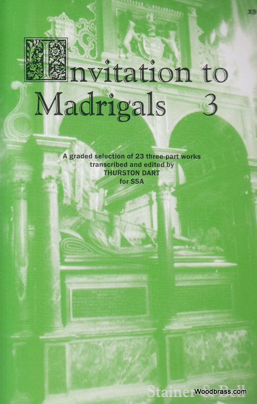 Invitation To The Madrigals Vol.3