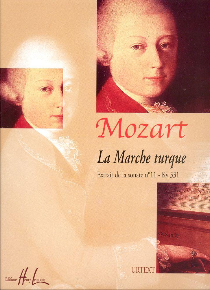 Mozart W.a. - Marche Turque Kv 331 - Piano