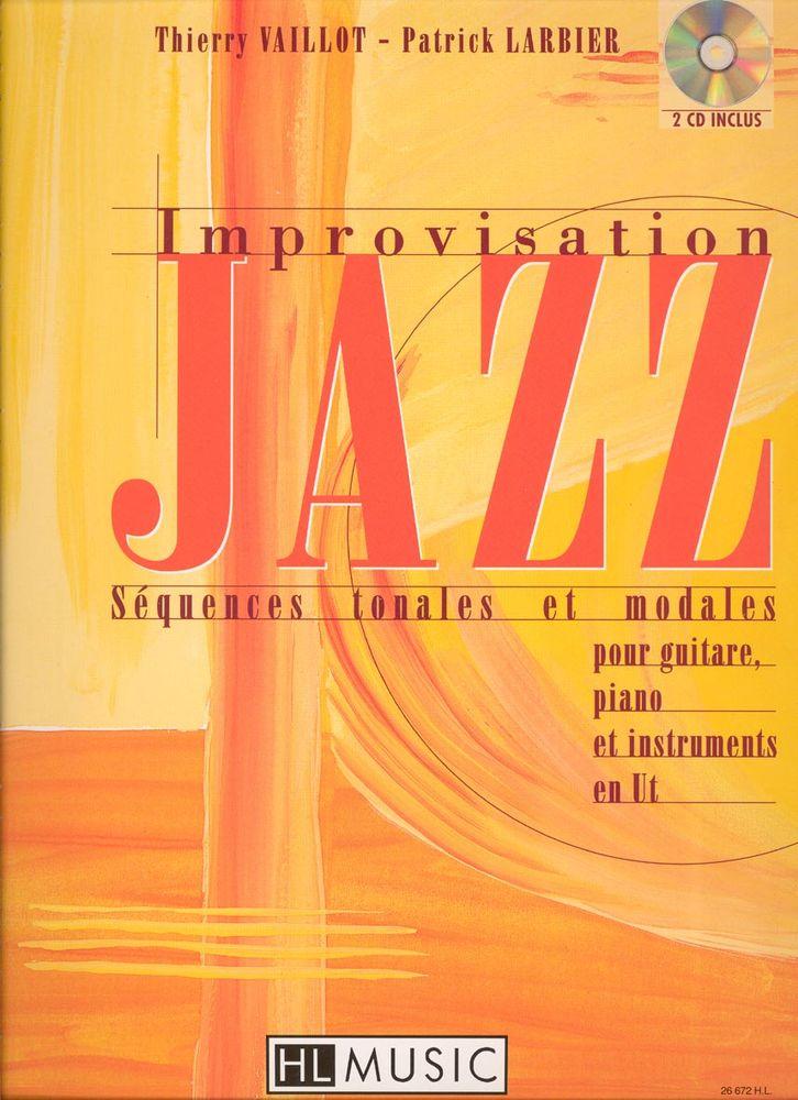 Improvisation jazz vol.1