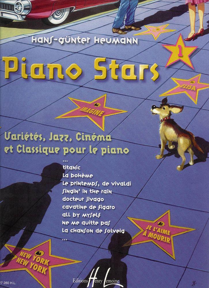 Heumann Hans-günter - Piano Stars Vol.1