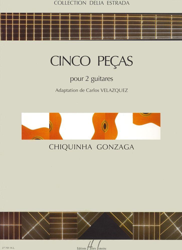 Gonzaga - Cinco Peças - 2 Guitares