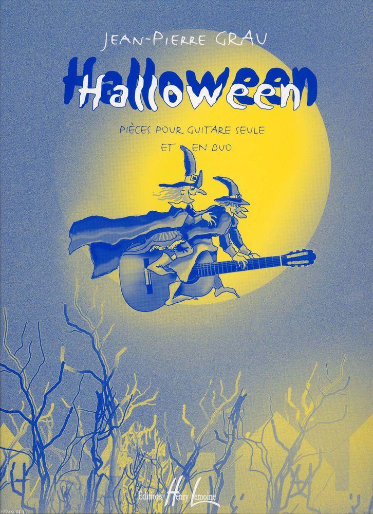 Grau Jean-pierre - Halloween - Guitare