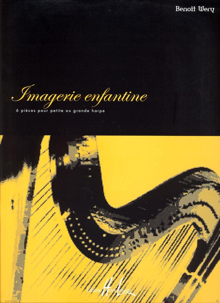 Wery Benoît - Imagerie Enfantine - Harpe