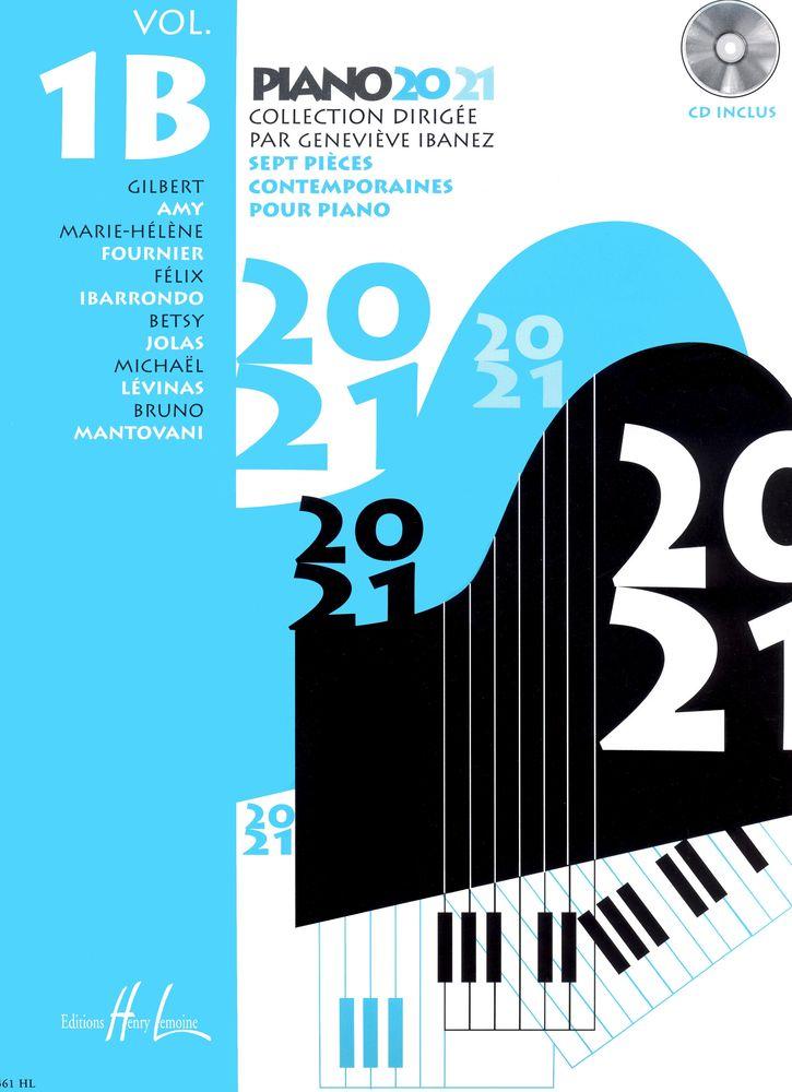 Ibanez Geneviève - Piano 20-21 Vol.1b + Cd