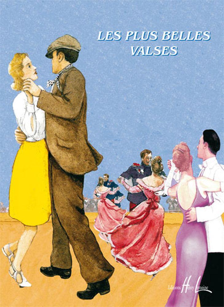 Charrier V. / Ravez P. - Les Plus Belles Valses Vol.2a - Flute, Piano