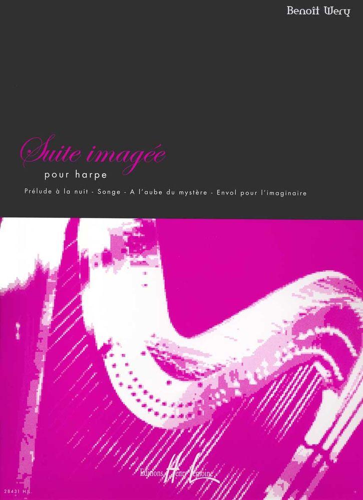 Wery Benoît - Suite Imagee - Harpe