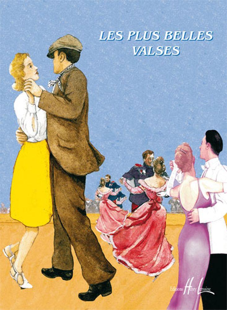Charrier V. / Ravez P. - Les Plus Belles Valses Vol.1b - Flute, Piano