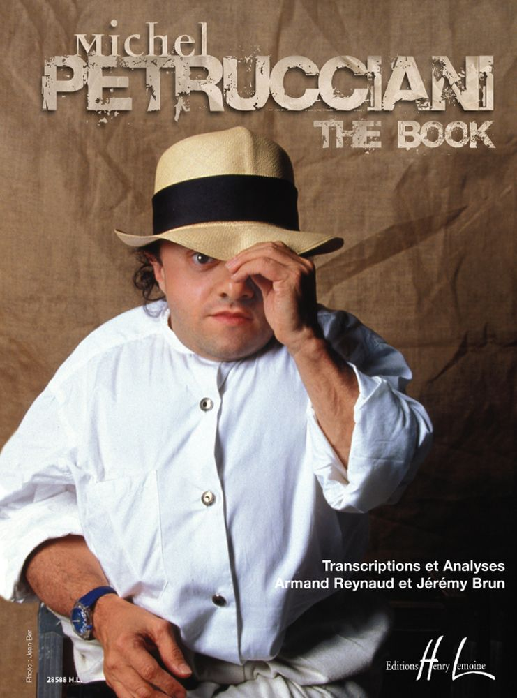 REYNAUD A. / BRUN J. - MICHEL PETRUCCIANI : THE BOOK