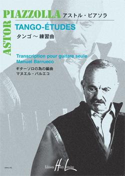 Piazzolla A. - Tango-etudes - Guitare