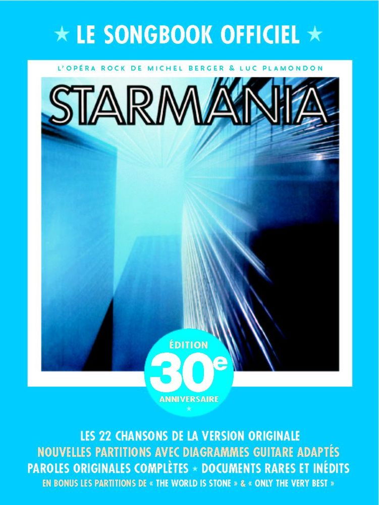 STARMANIA, VERSION ORIGINALE - PVG