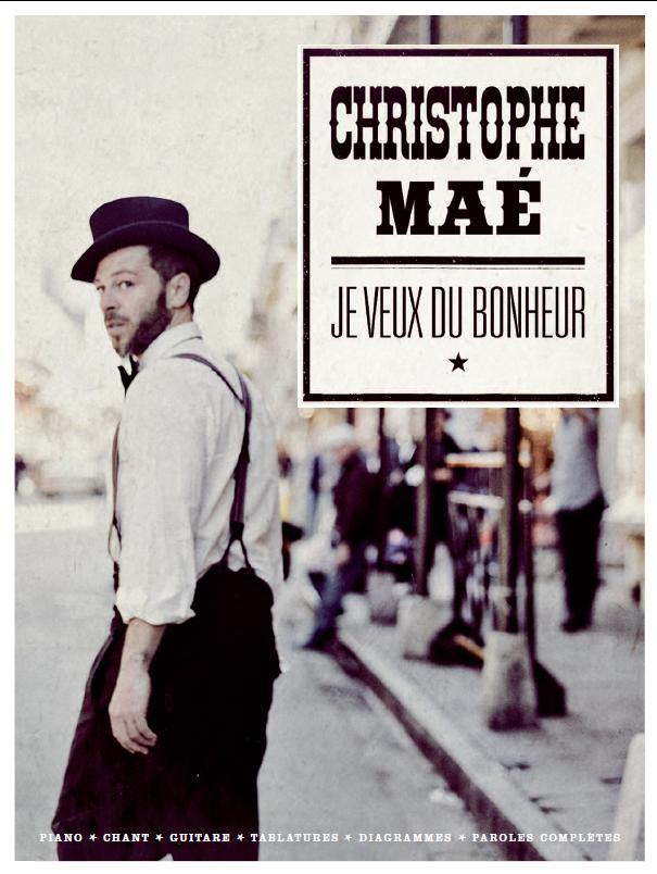 Mae Christophe - Je Veux Du Bonheur - Pvg