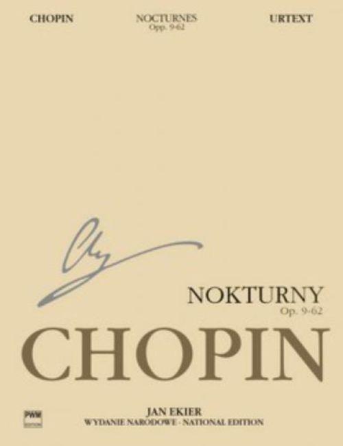 Chopin F. - Nocturnes Op.9-62 (jan Ekier) - Piano