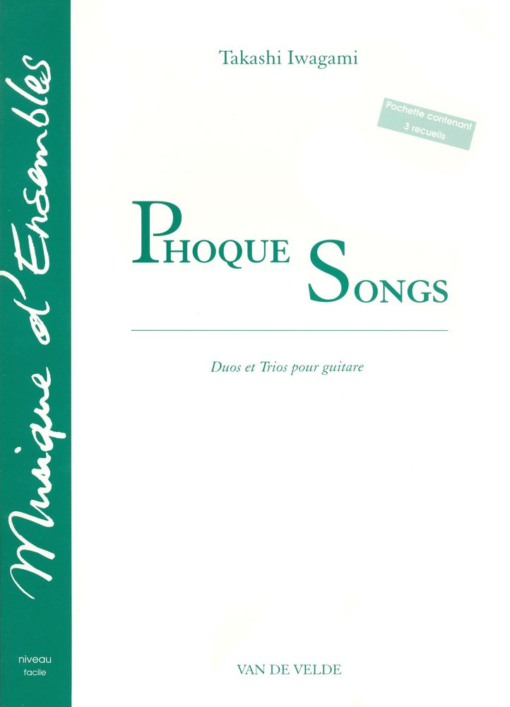 Iwagami Takashi - Phoque Songs - 2 A 3 Guitares