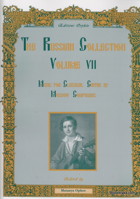 The Russian Collection Vol. 7 - Guitare
