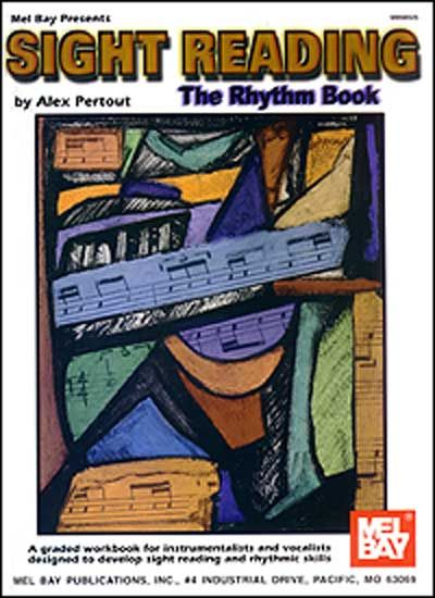 Pertout Alex - Sight Reading: The Rhythm Book - All Instruments