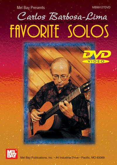 Barbosa-lima Carlos - Favorite Solos - DVD