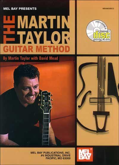Taylor Martin - The Martin Taylor Guitar Method + Cd - Guitar