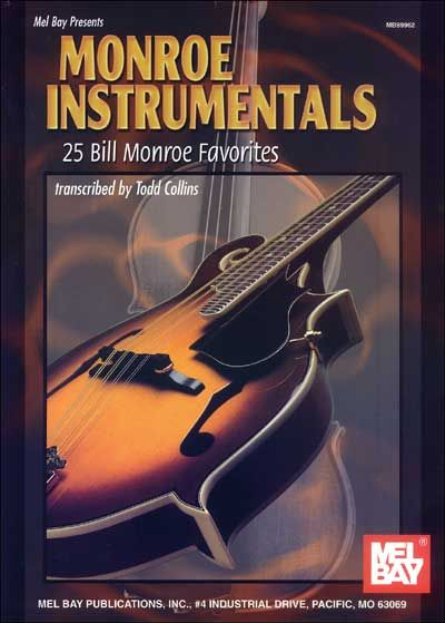 Collins Todd - Monroe Instrumentals - Fiddle And Mandolin