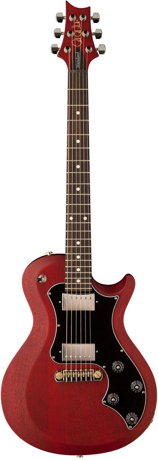 Prs - Paul Reed Smith S2 Singlecut Standard Satin Vintage Cherry