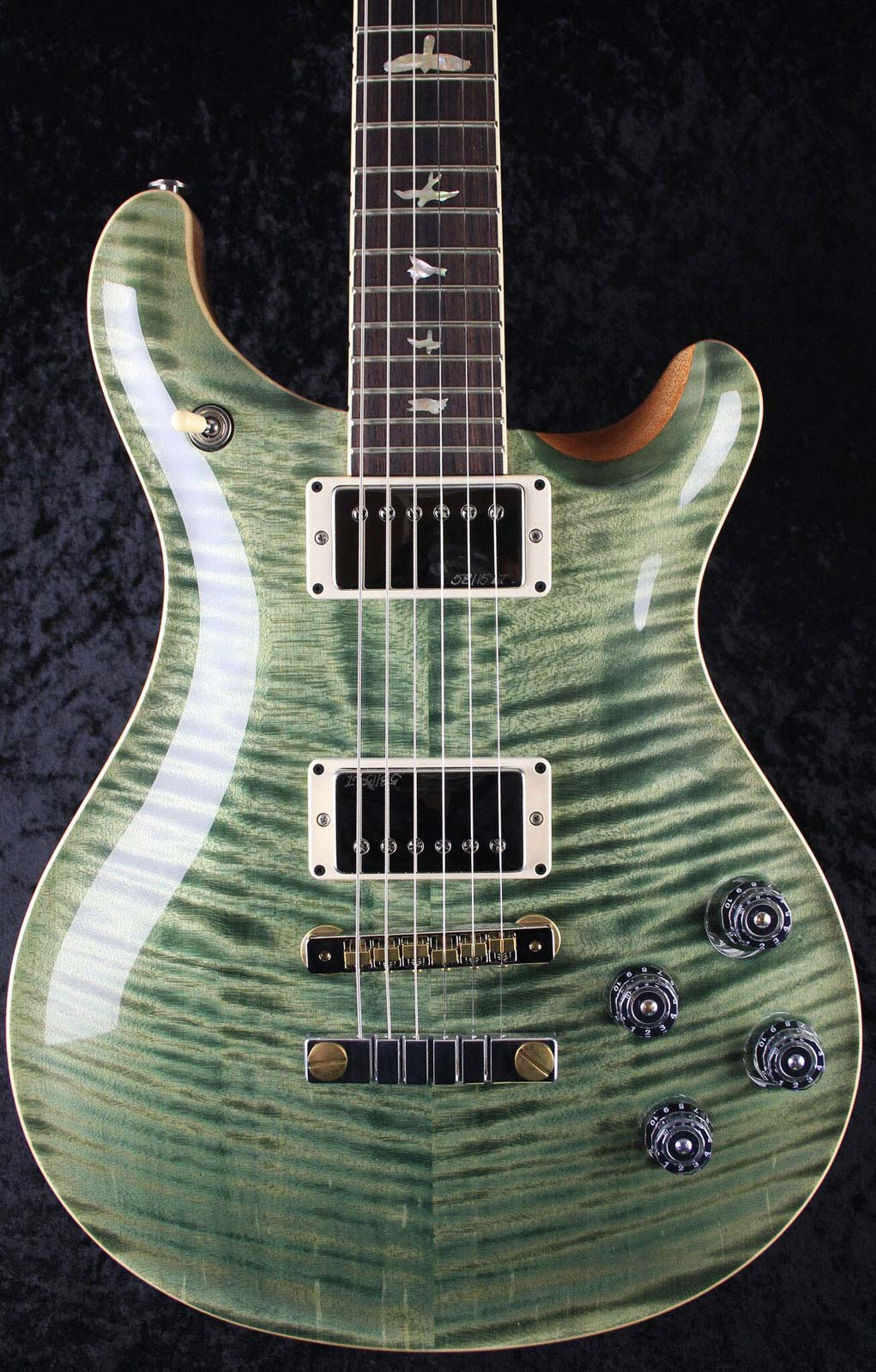 Prs - Paul Reed Smith Mccarty 594 Trampas Green