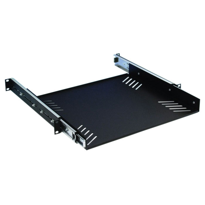 RACK CRADLE 1U WITH DRAWER SLIDES - 87556