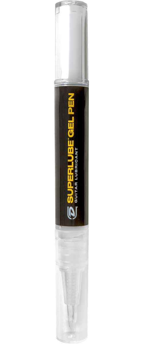 SUPERLUBE GEL PEN - GUITAR LUBRICANT