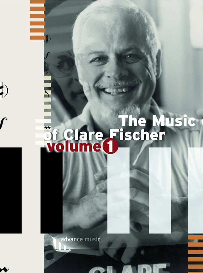 THE MUSIC OF CLARE FISCHER VOL. 1 - PIANO