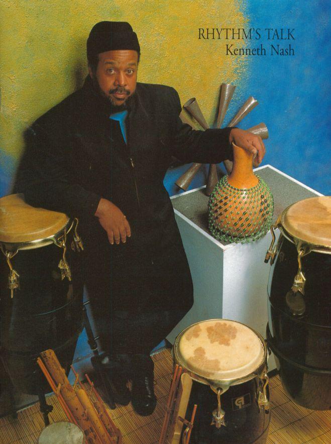 Nash K. - Rhythm's Talk - Percussion