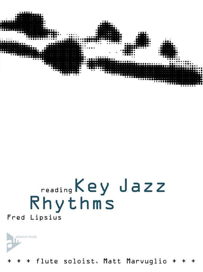 Lipsius F. - Reading Key Jazz Rhythms - Flute