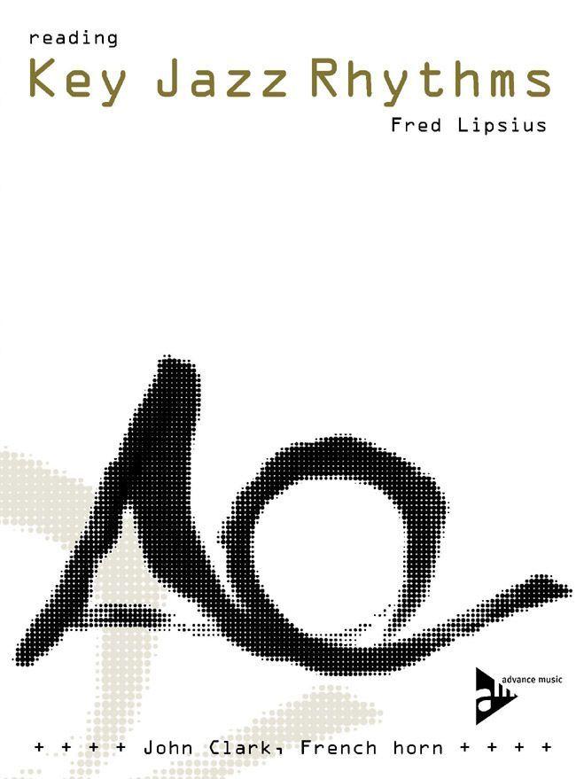 Lipsius F. - Reading Key Jazz Rhythms - Cor