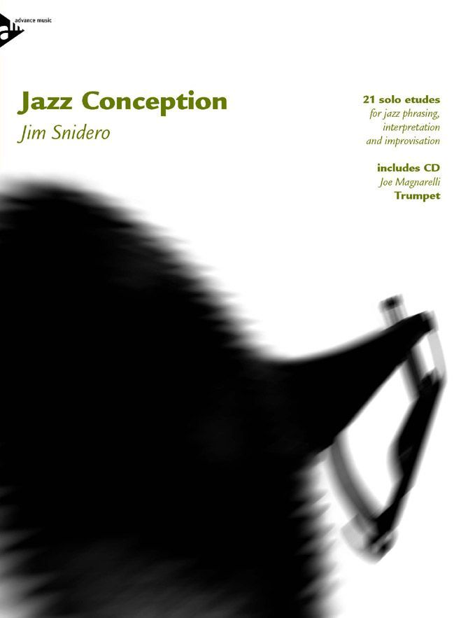 Snidero Jim - Jazz Conception + Cd - Trumpet