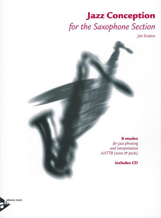 Snidero J. - Jazz Conception - 5 Saxophones (aattbar)