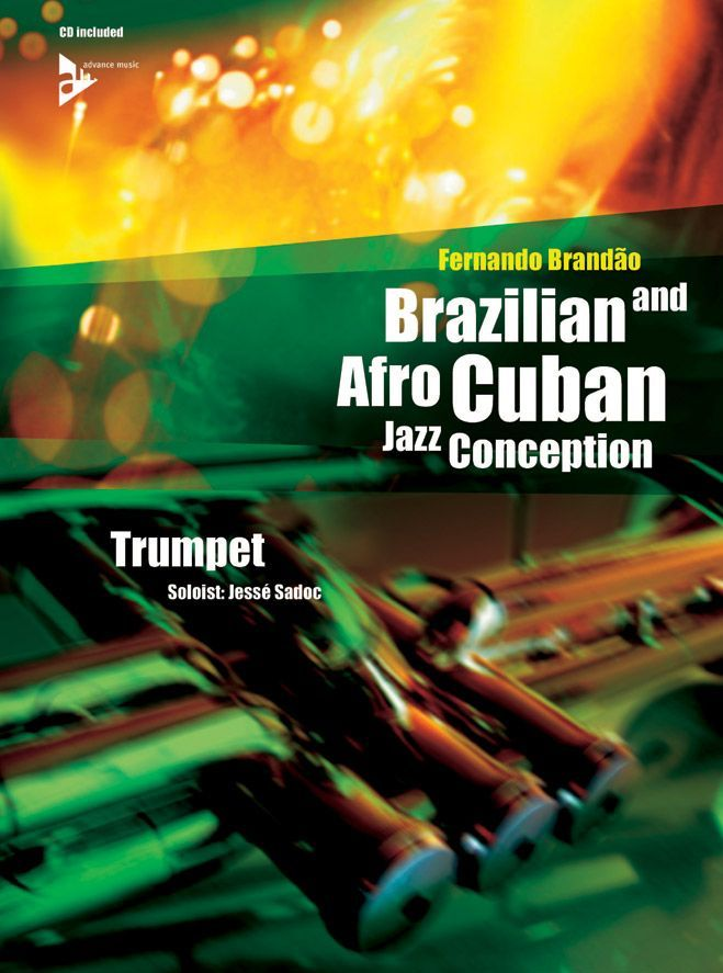 Brandao F. - Brazilian And Afro-cuban Jazz Conception - Trumpet