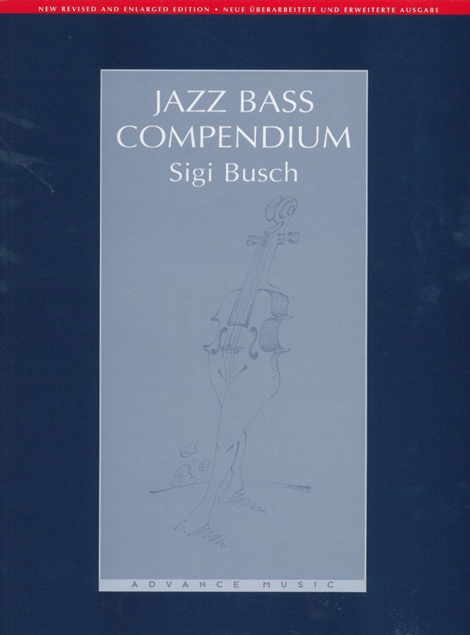 Busch Sigi - Jazz Bass Compendium