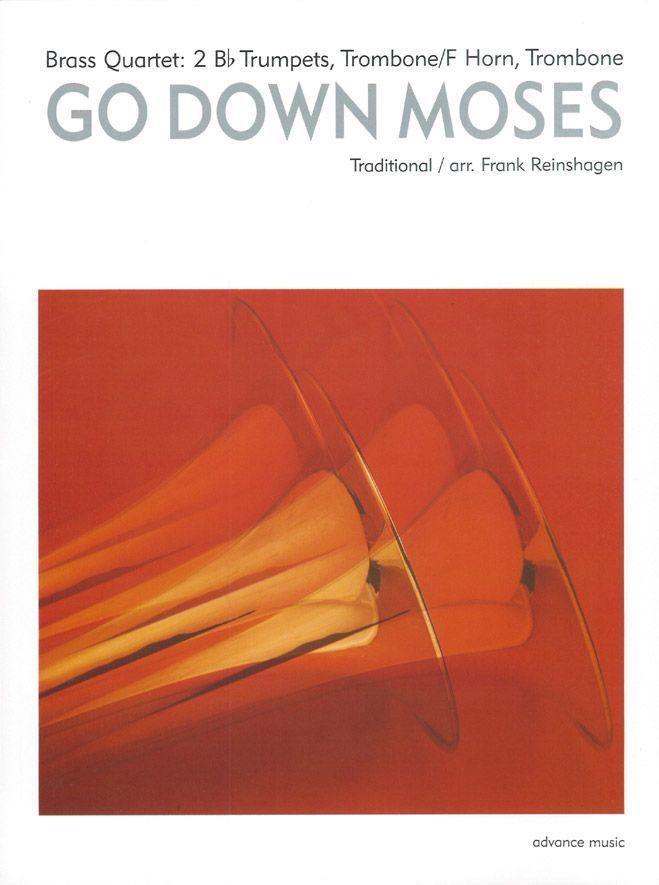 Go Down Moses - Brass Quartet